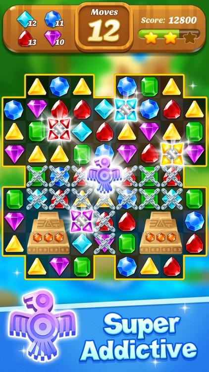 Jewel & Gems Mania 2020 screenshot-6