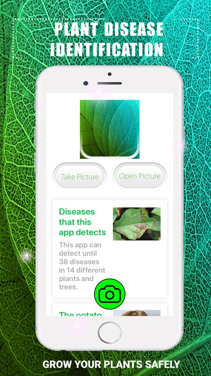 Plants Disease Identification screenshot-0