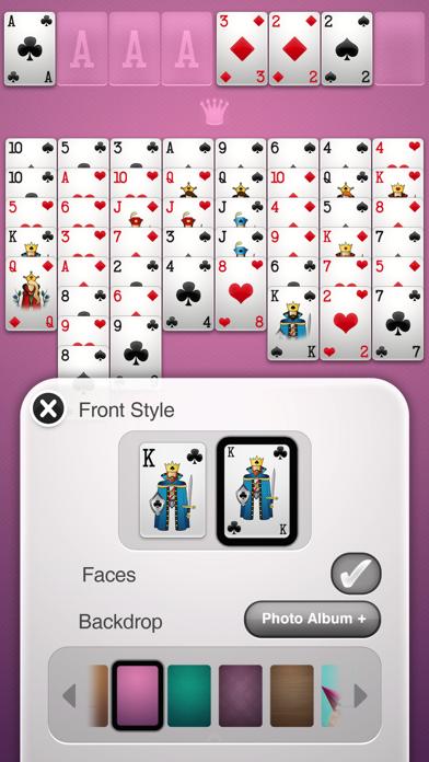 ⋆FreeCell+ screenshot1