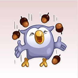 Owlet Stickers - fc