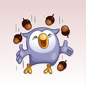 Owlet Stickers - fc download