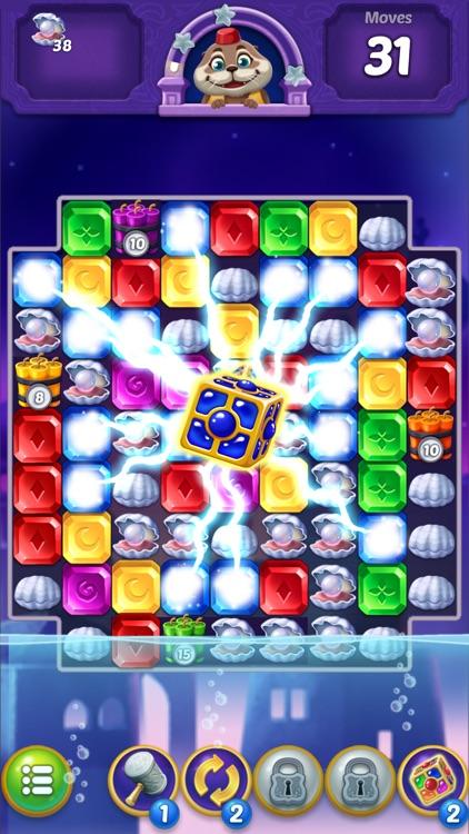 Jewel Pop : Treasure Island screenshot-0