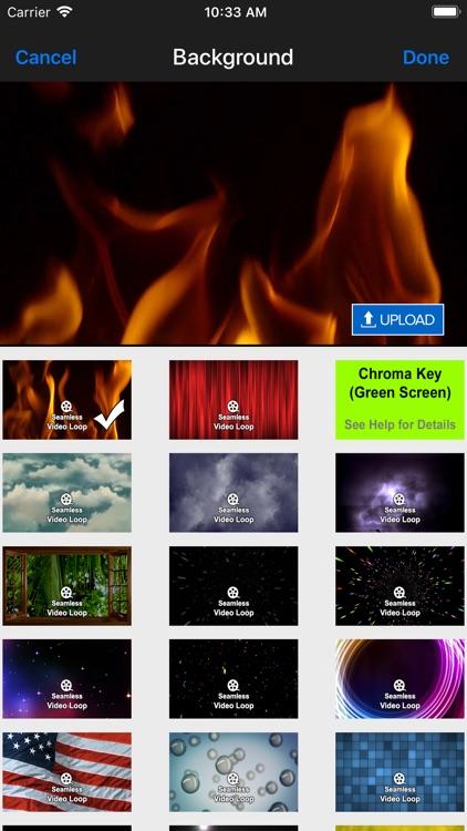 Scrolling Credits Pro screenshot-3