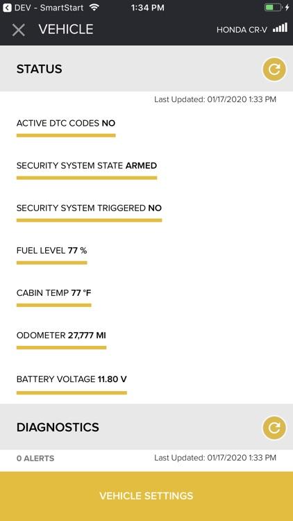 Viper SmartStart screenshot-3