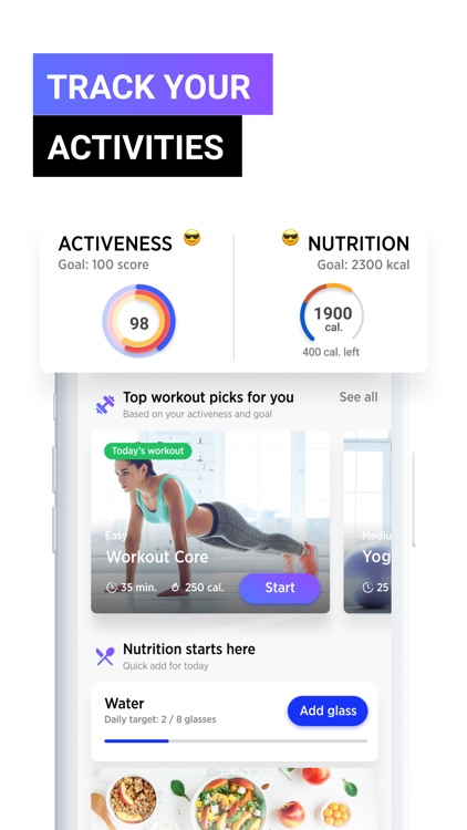 Fitwell Personal Fitness Coach screenshot-2