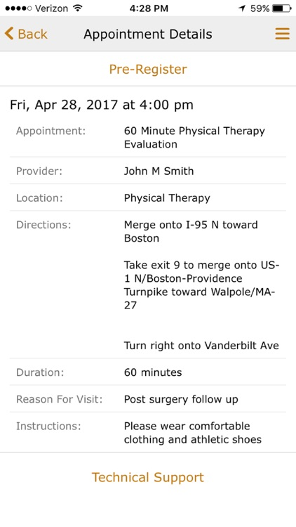 MEDITECH MHealth screenshot-3