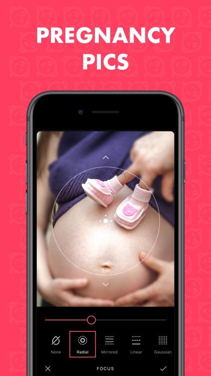 Baby Photo Editor ++ screenshot-3