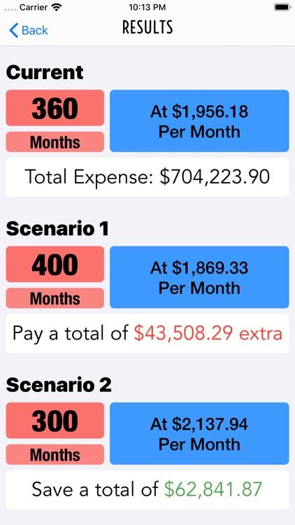 Debtor Debt Pay Off Calculator