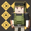 Pixel 3D - Soldier Games - iPhoneアプリ