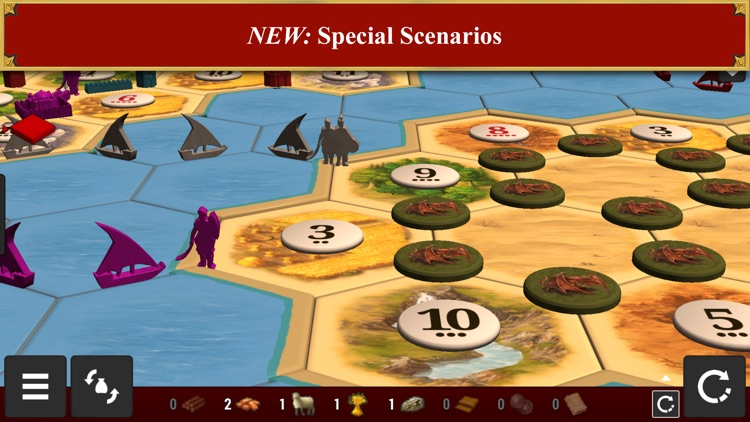 Catan Universe screenshot-2