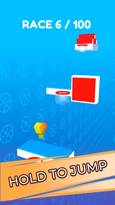 Basket Race 3D screenshot 1
