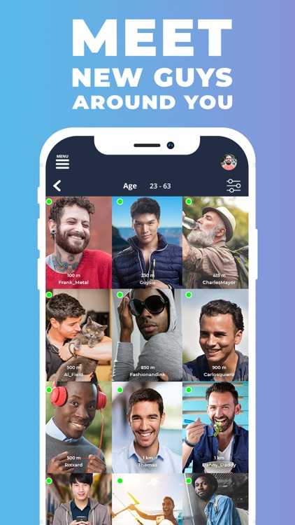 Hardline Chat gay dating app