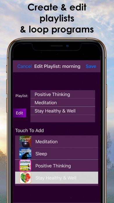Mindful Meditation Pro screenshot three