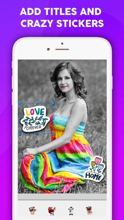 Color Splurge pic photo editor screenshot-5