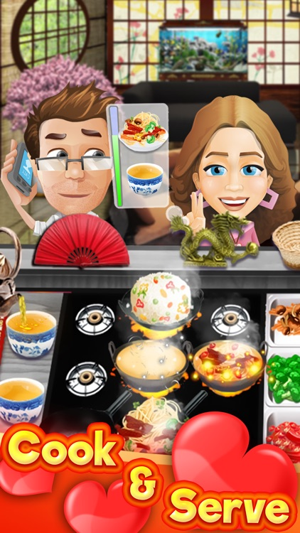 The Cooking Game Mama Kitchen