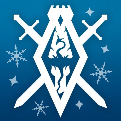 The Elder Scrolls: Blades app logo