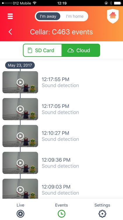 Vivitar Smart Home Security screenshot-3