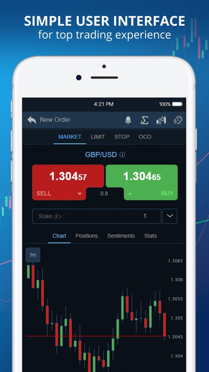 DF Trader SB – FX, Shares screenshot-2