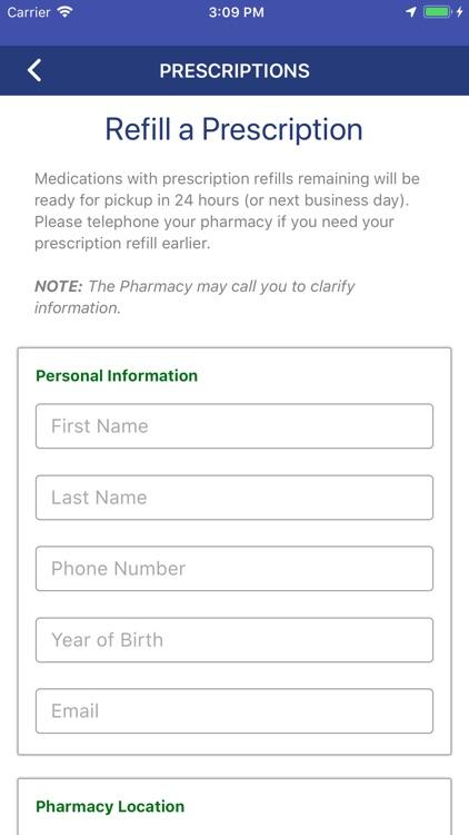 PharmAdvise Mobile App screenshot-3