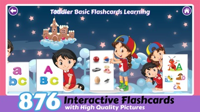 Toddler Flashcards for Kids 3+ Screenshots