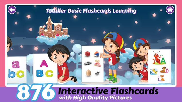 Pre K Preschool Learning Games screenshot-4