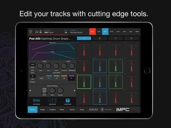 Screenshot #6 pour iMPC Pro 2