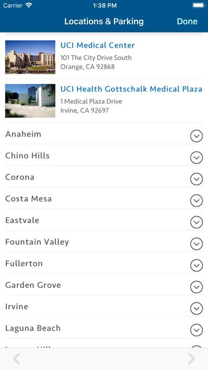 My UCI Health screenshot-3