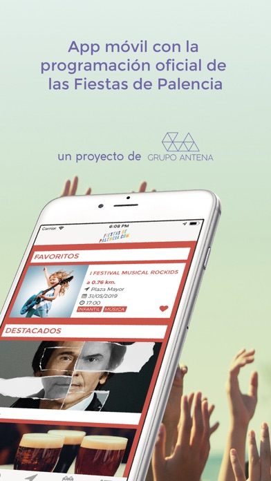 Fiestas de PalenciaCaptura de pantalla de2
