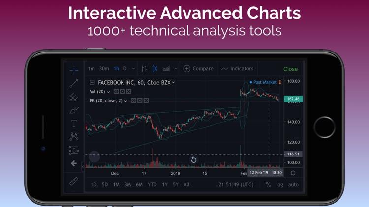 Stock Tracker - Stocks Market