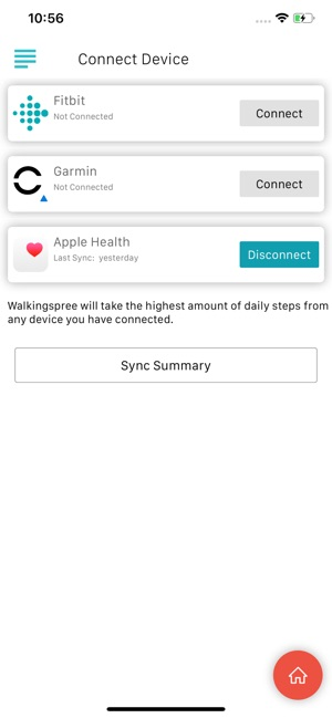 Walkingspree on the App Store