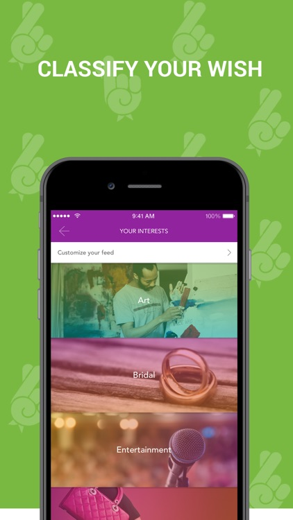 WishPIX - Official Wishing App