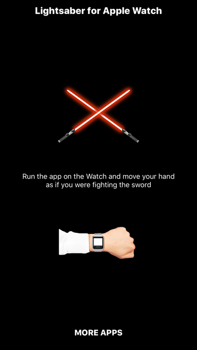 Lightsaber for Watch Screenshots