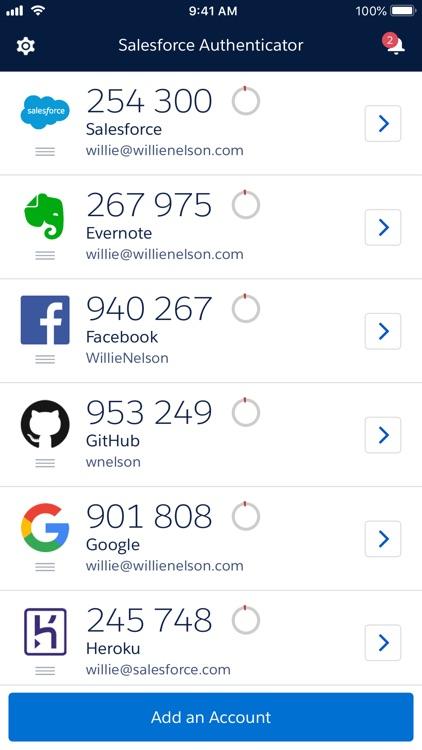 Salesforce Authenticator screenshot-3