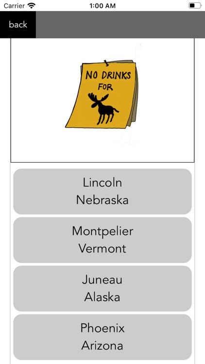 Learn US Capitals screenshot-6