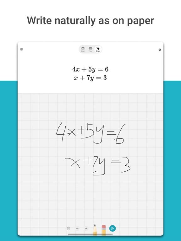 Microsoft Math Solver - HW app screenshot 6