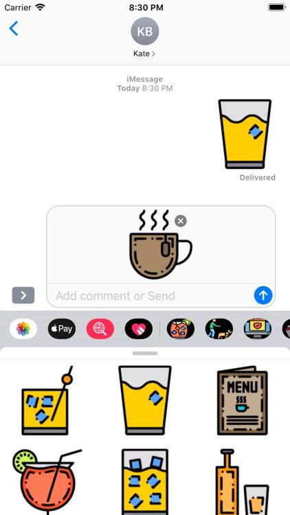 DrinksAndBeveragesCeke screenshot-3