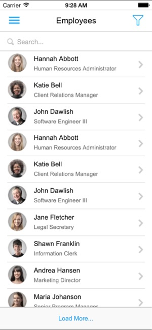 Infor Lawson Mobile Employee on the App Store