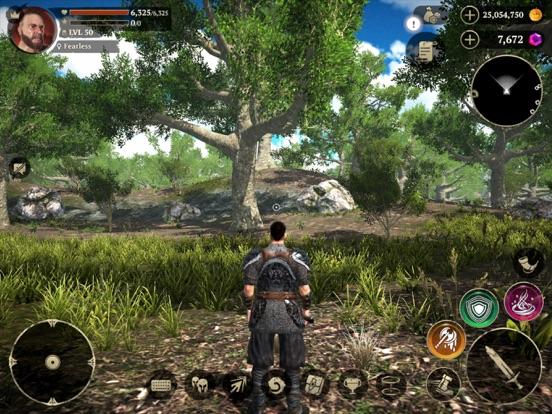 Evil Lands: MMO RPGのおすすめ画像9