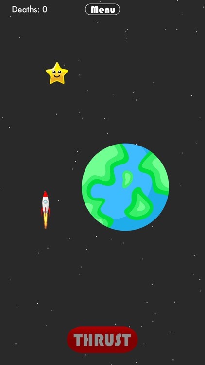 Rocket and stars screenshot-3