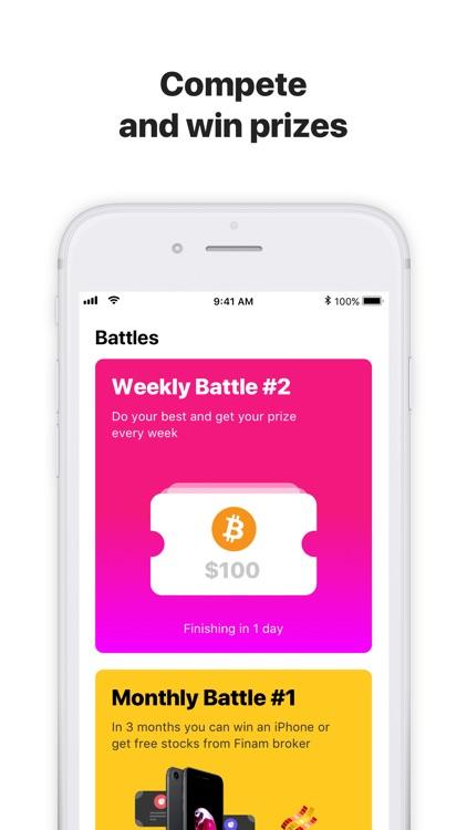 Invest Battle screenshot-3