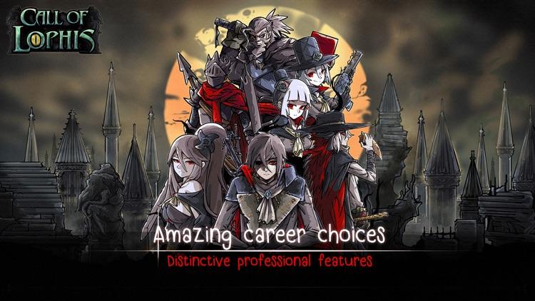 Lophis roguelike-darkness game screenshot-4