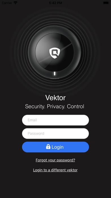 Vektor Security screenshot 1