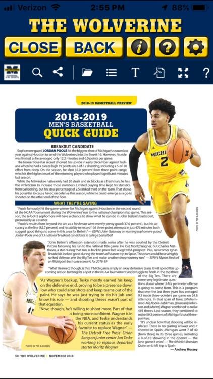 The Wolverine Magazine screenshot-4