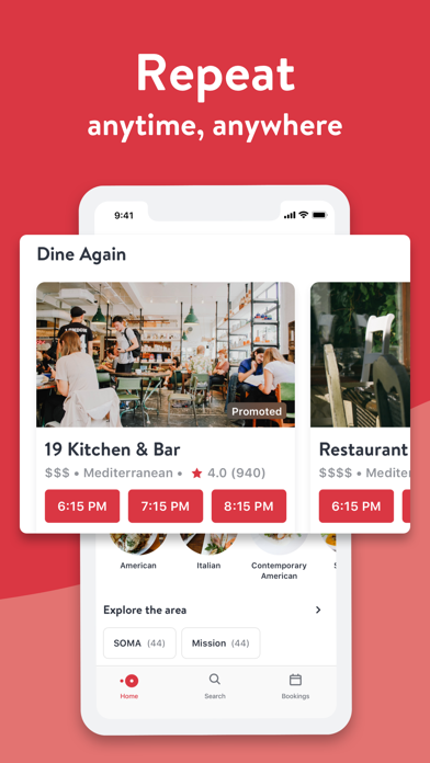 download OpenTable apps 0