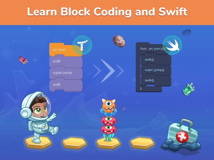 Tynker. Fun Coding for Kids screenshot-8