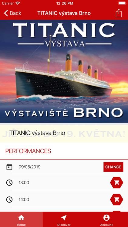 Ticketportal App screenshot-4