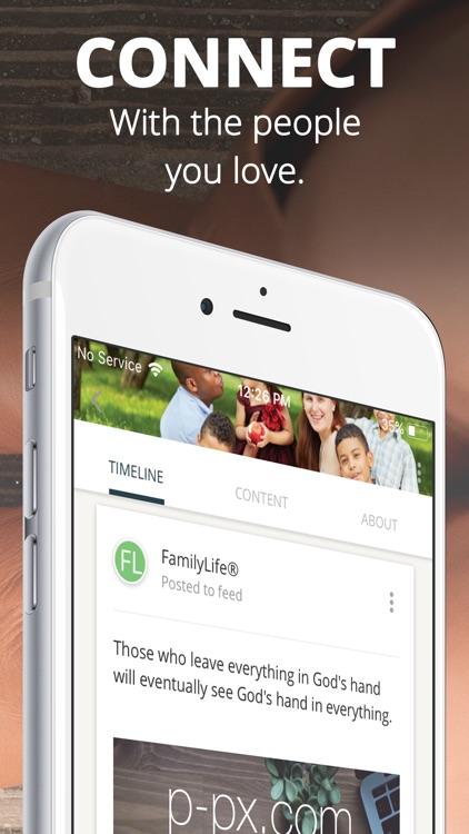 FamilyLife® screenshot-4