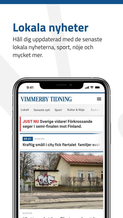 Vimmerby Tidning - Aplikasi di Google Play