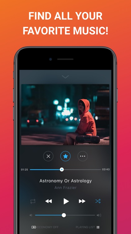 Music app - Music Player Mp3