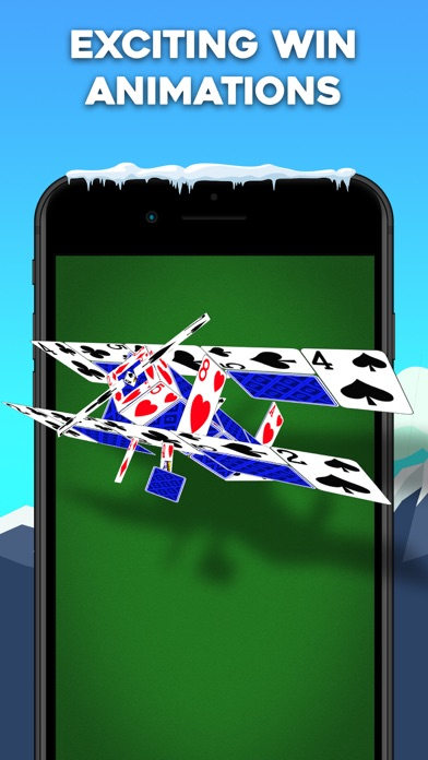 Yukon Russian – Solitaire Game screenshot 10